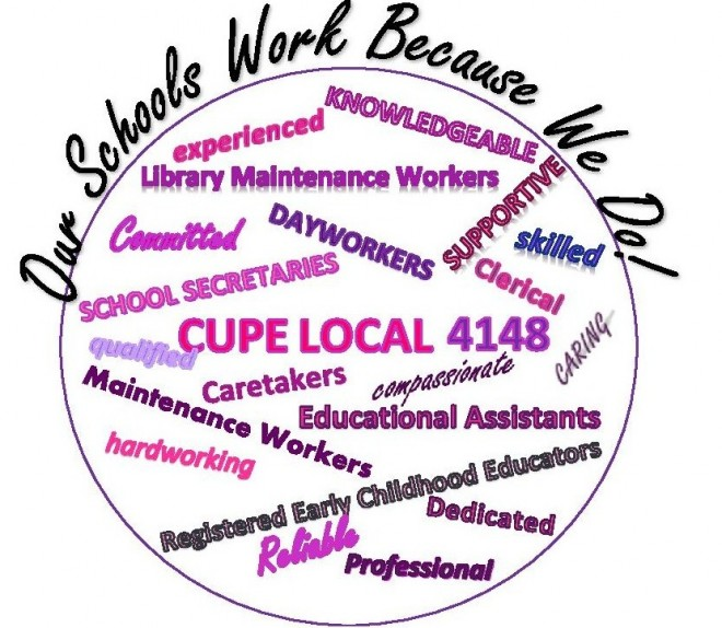 Our Schools Work Because We Do!
