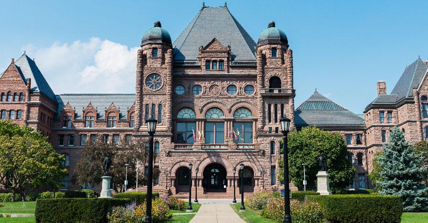 Toronto Parliament Buildings